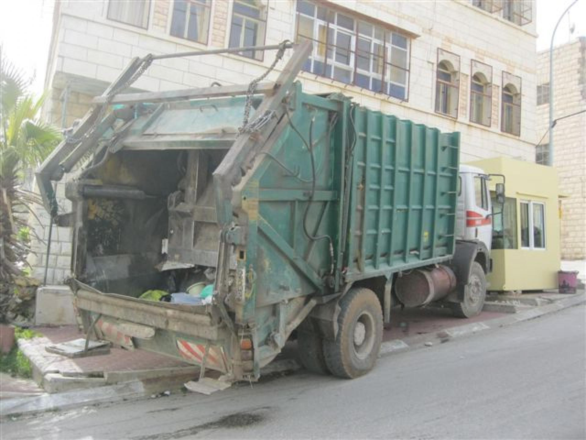 Tel Rumeida checkpoint, Hebron 20.03.12
