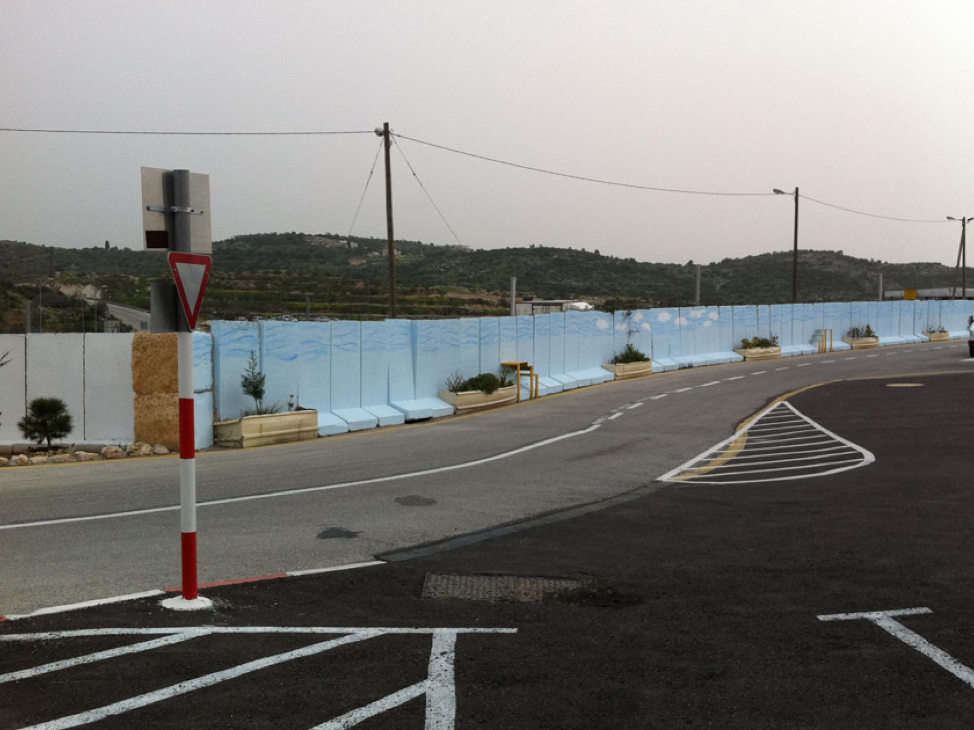 Barta'a/Reikhan checkpoint 25.03.12