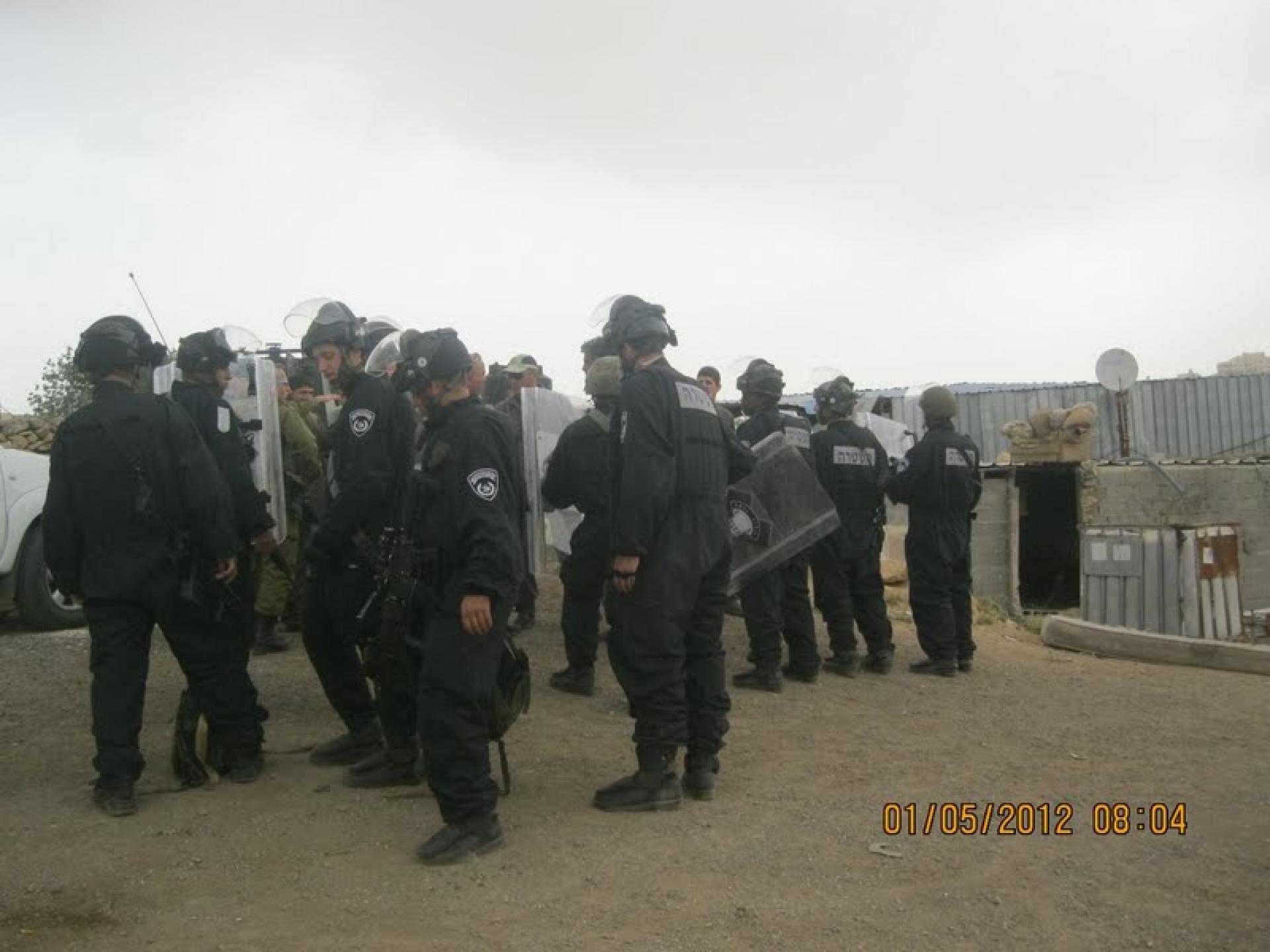 Kiryat Arba 01.05.12
