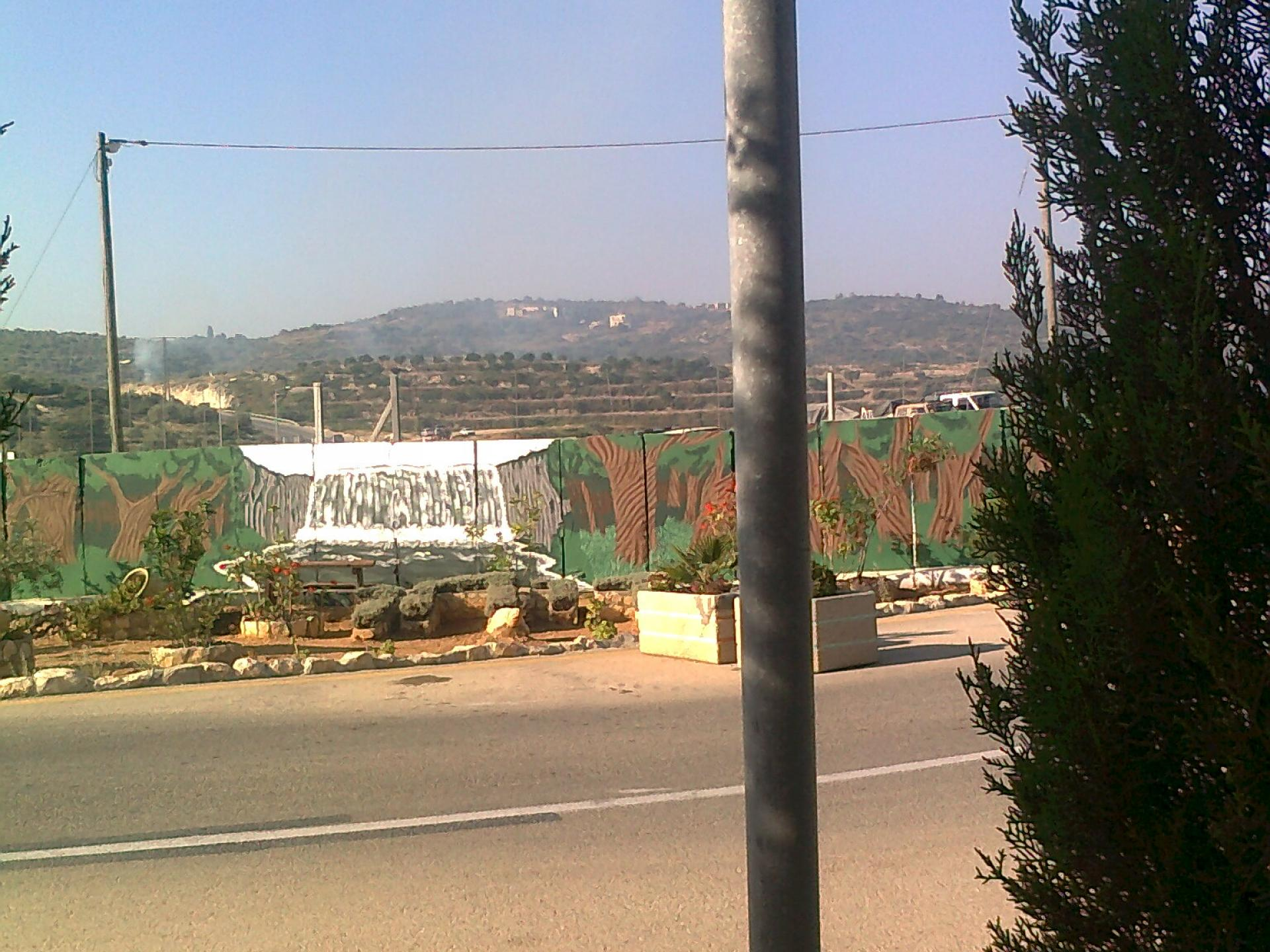 Barta'a/Reikhan checkpoint 12.05.12