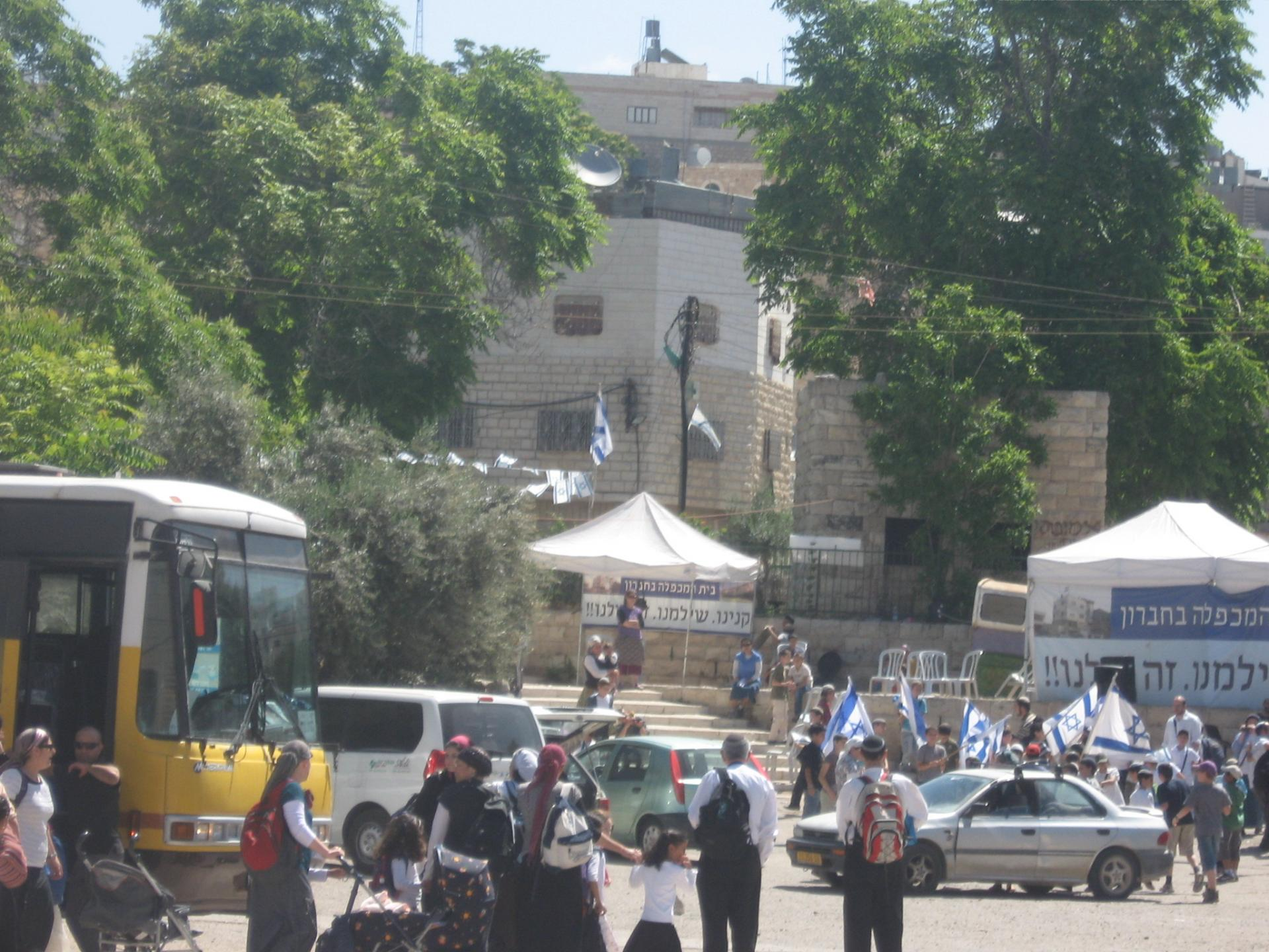 Hebron 21.05.12
