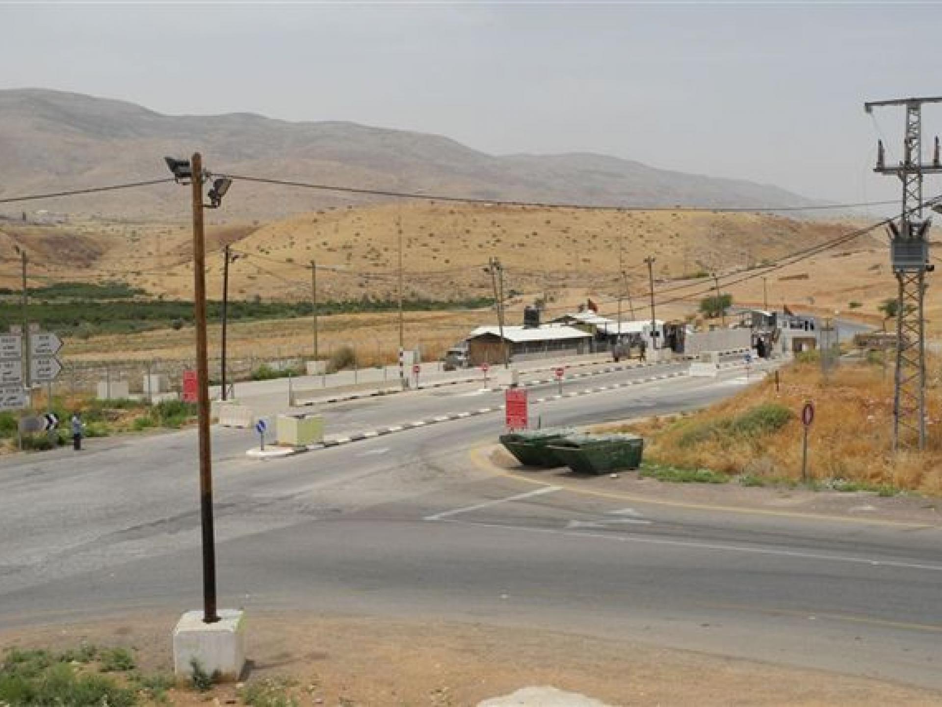 Hamra/Beqaot checkpoint 29.05.12