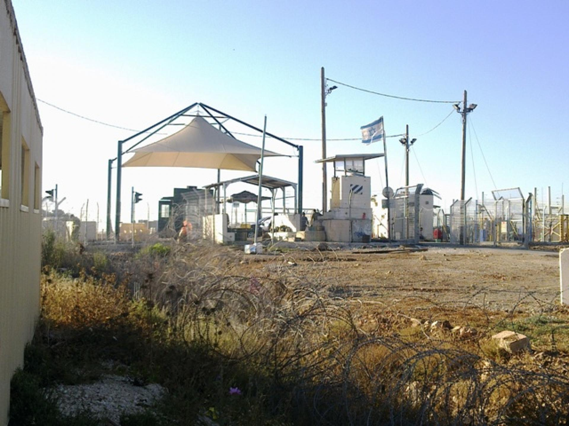 Tura/Shaked checkpoint 07.06.12