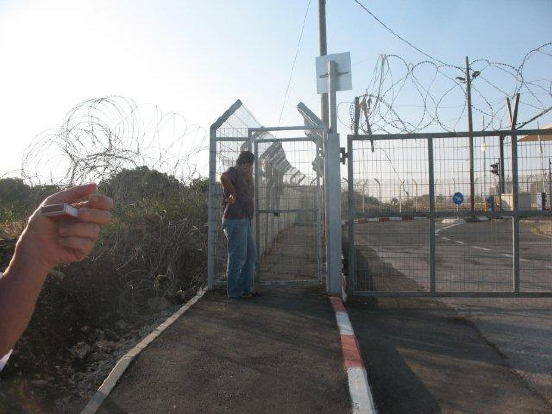 Tura/Shaked checkpoint 14.07.12