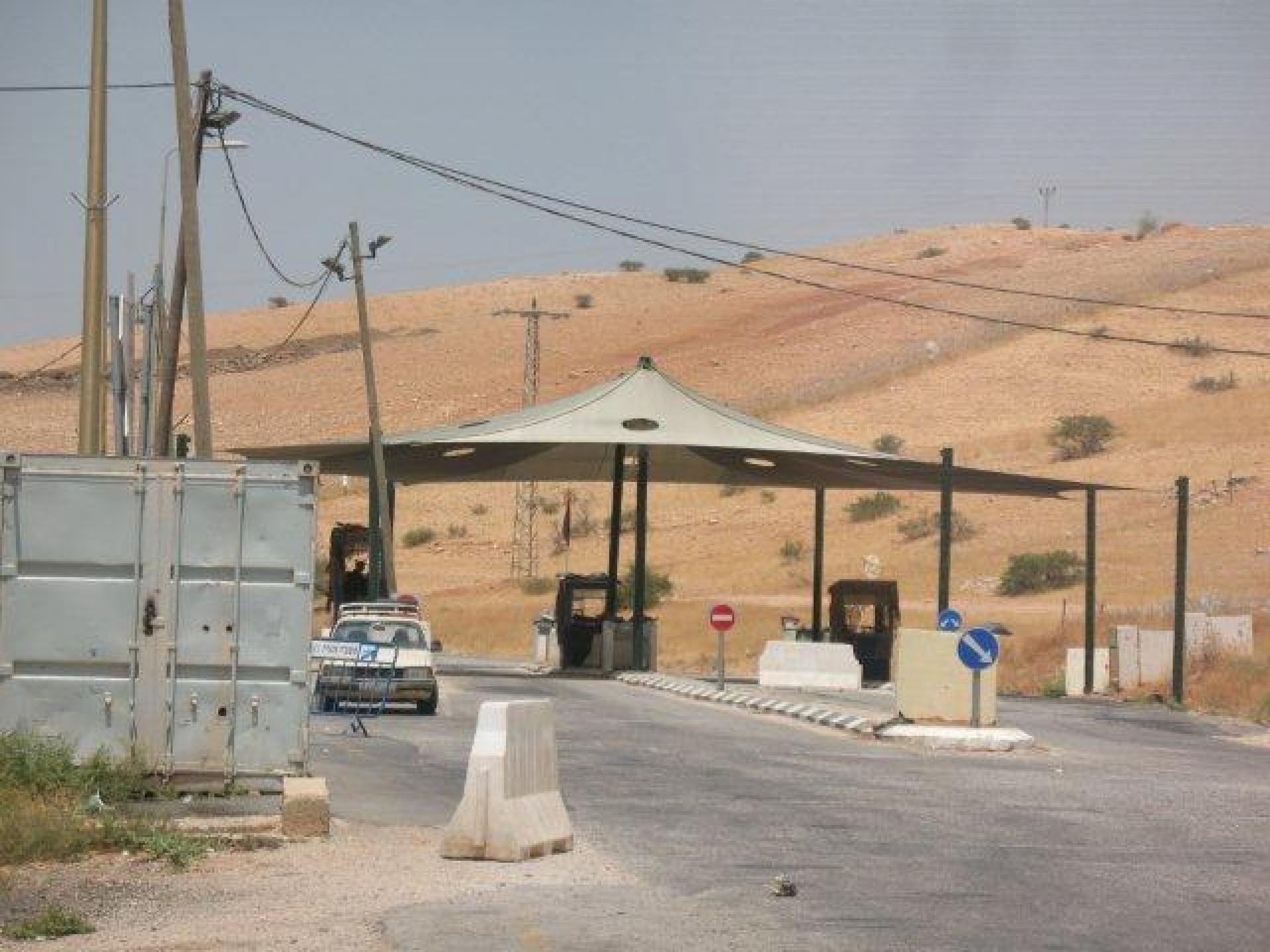 Hamra/Beqaot checkpoint 23.07.12