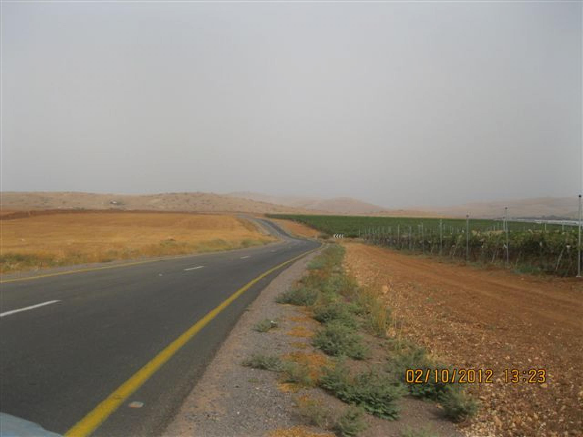 Alon road/route 578 02.10.12