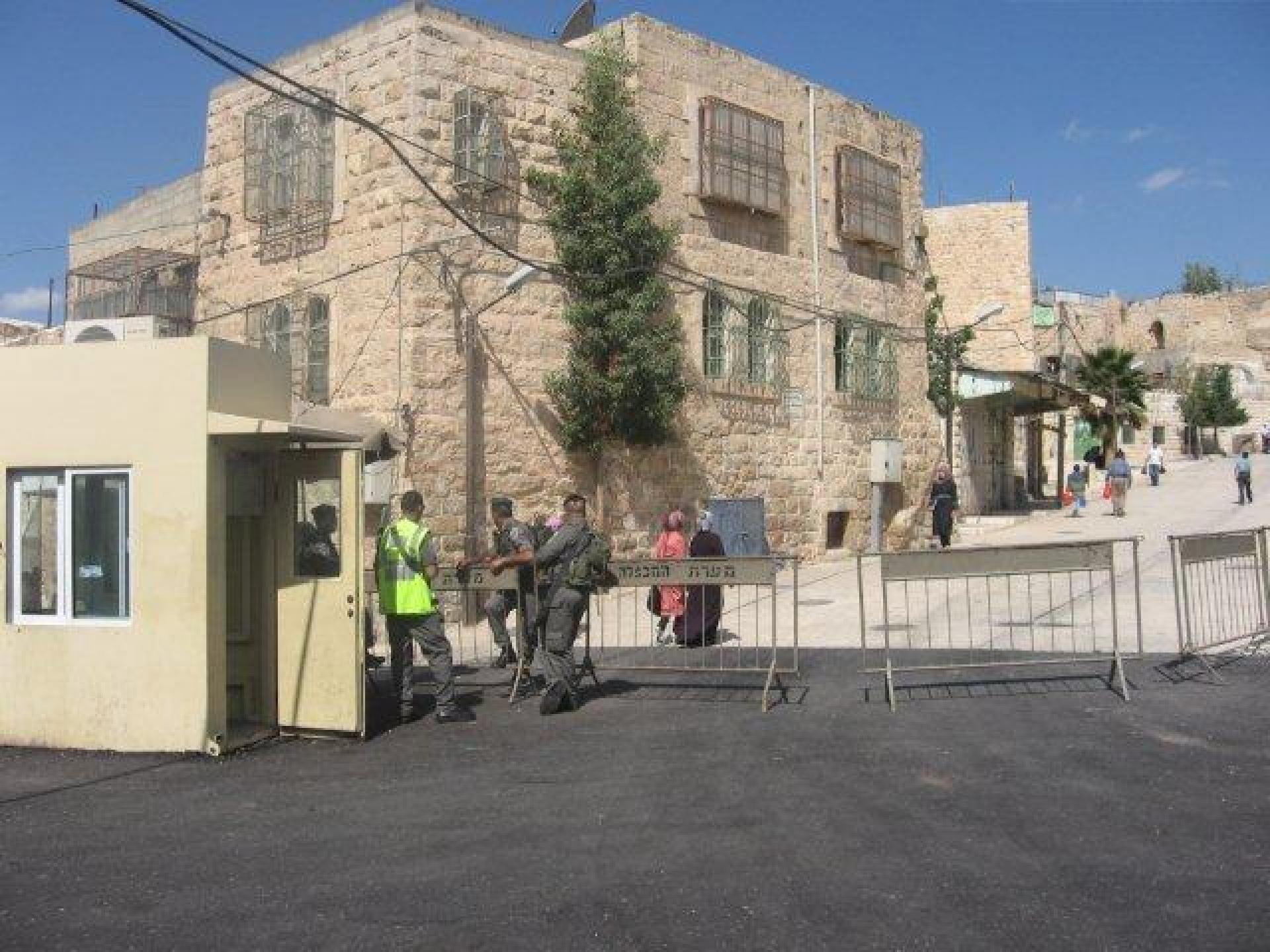Hebron 09.10.12