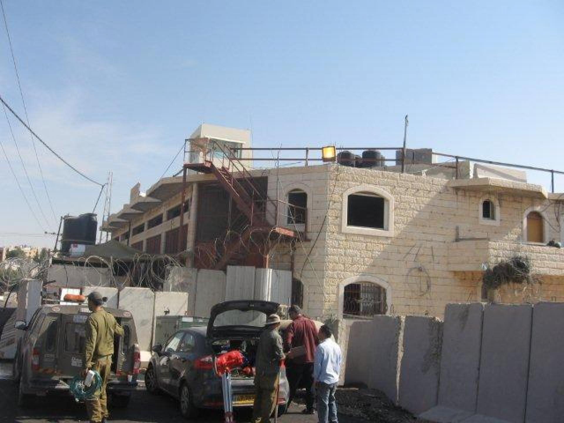 Hebron 15.10.12