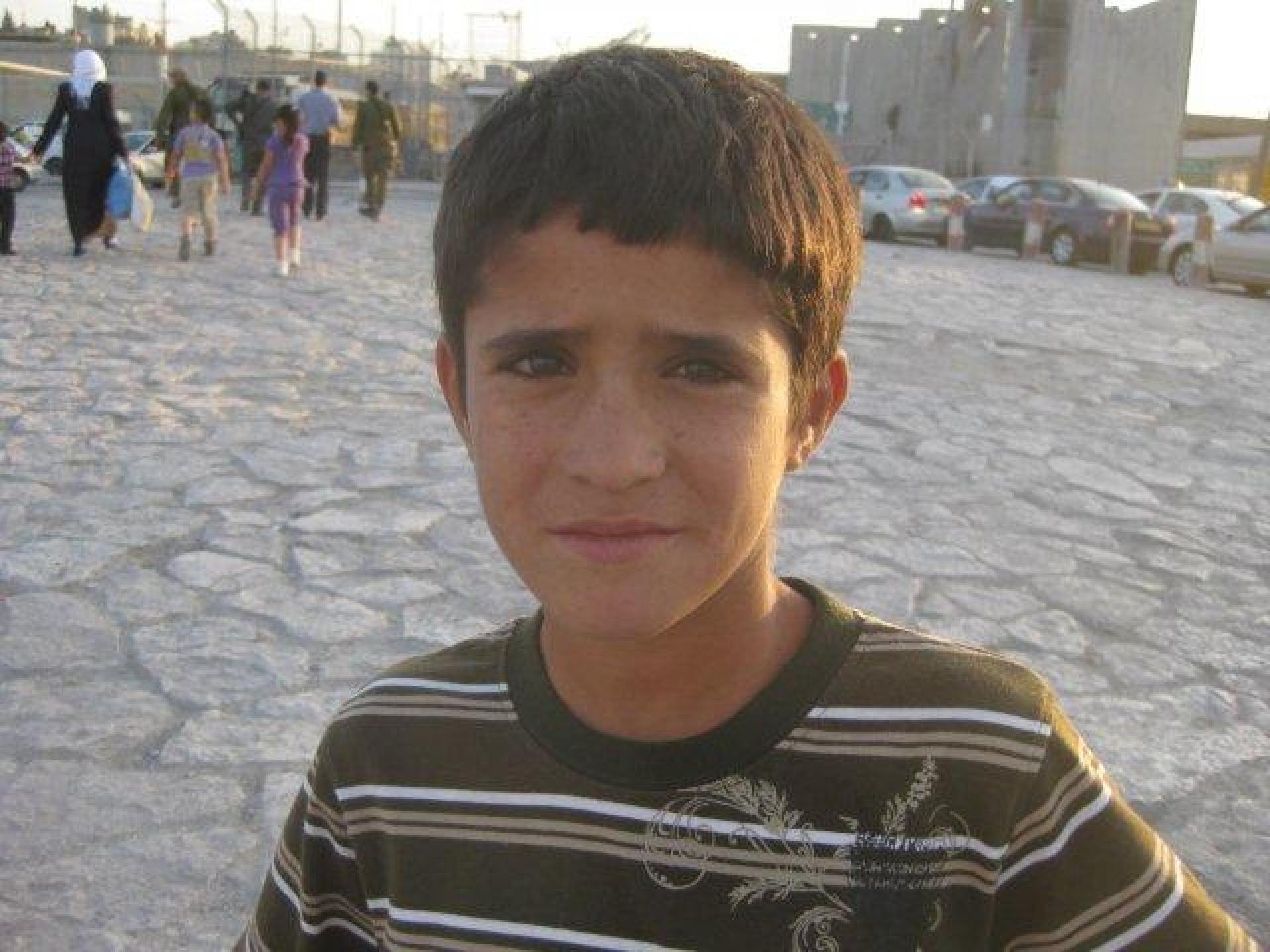 Qalandiya checkpoint 04.11.12