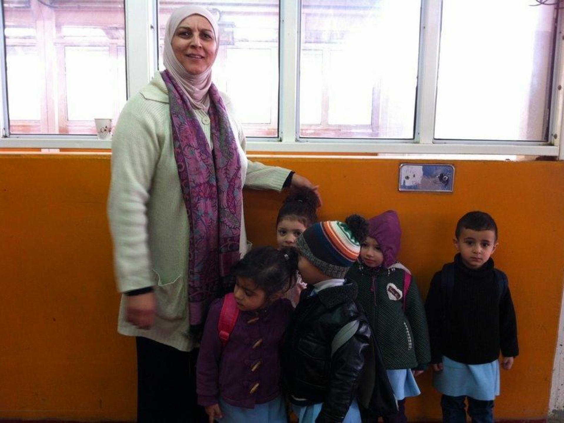 Ras abu Sbeitan/Zeitim checkpoint 05.02.13