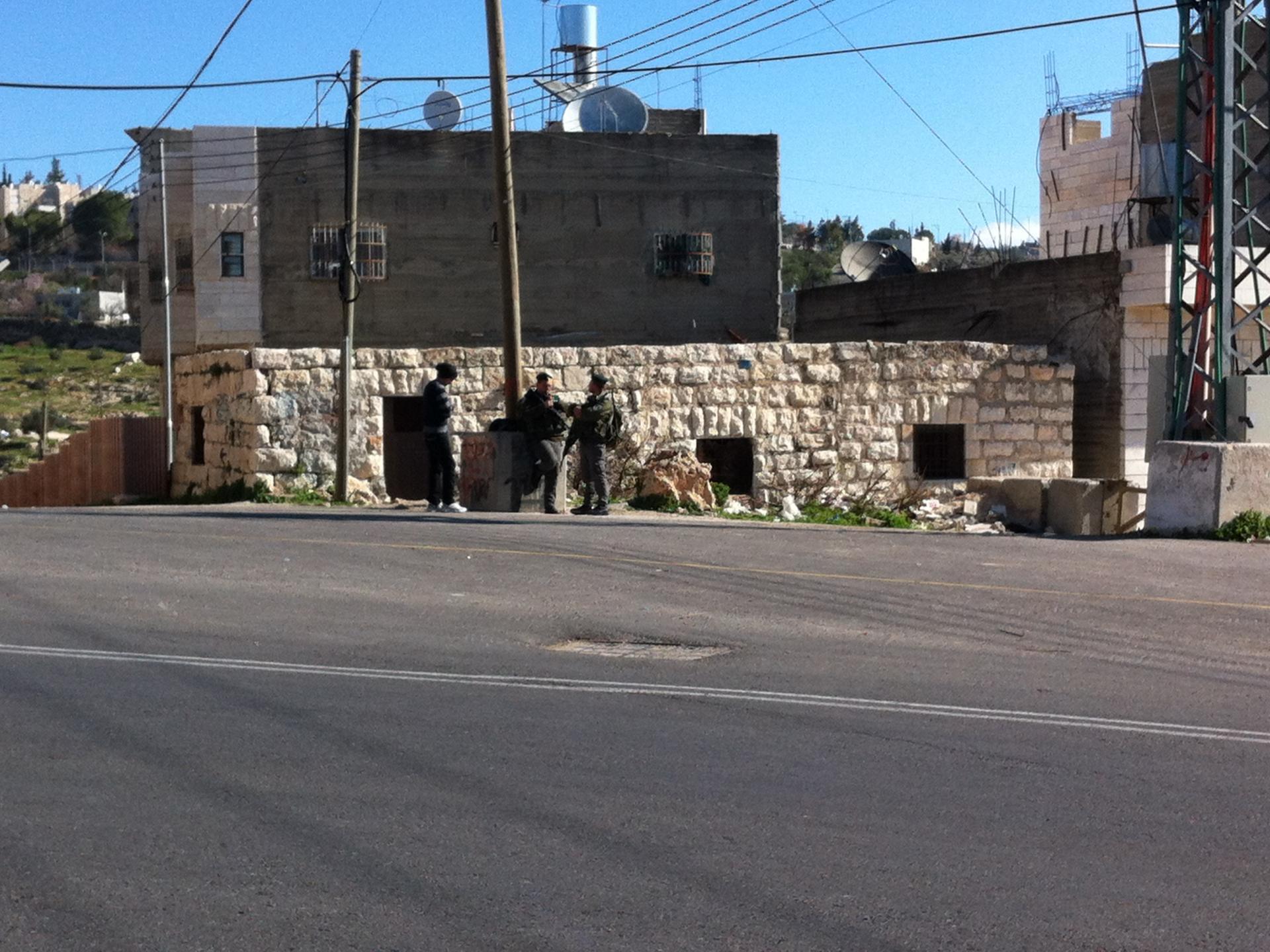 Hebron 18.02.13