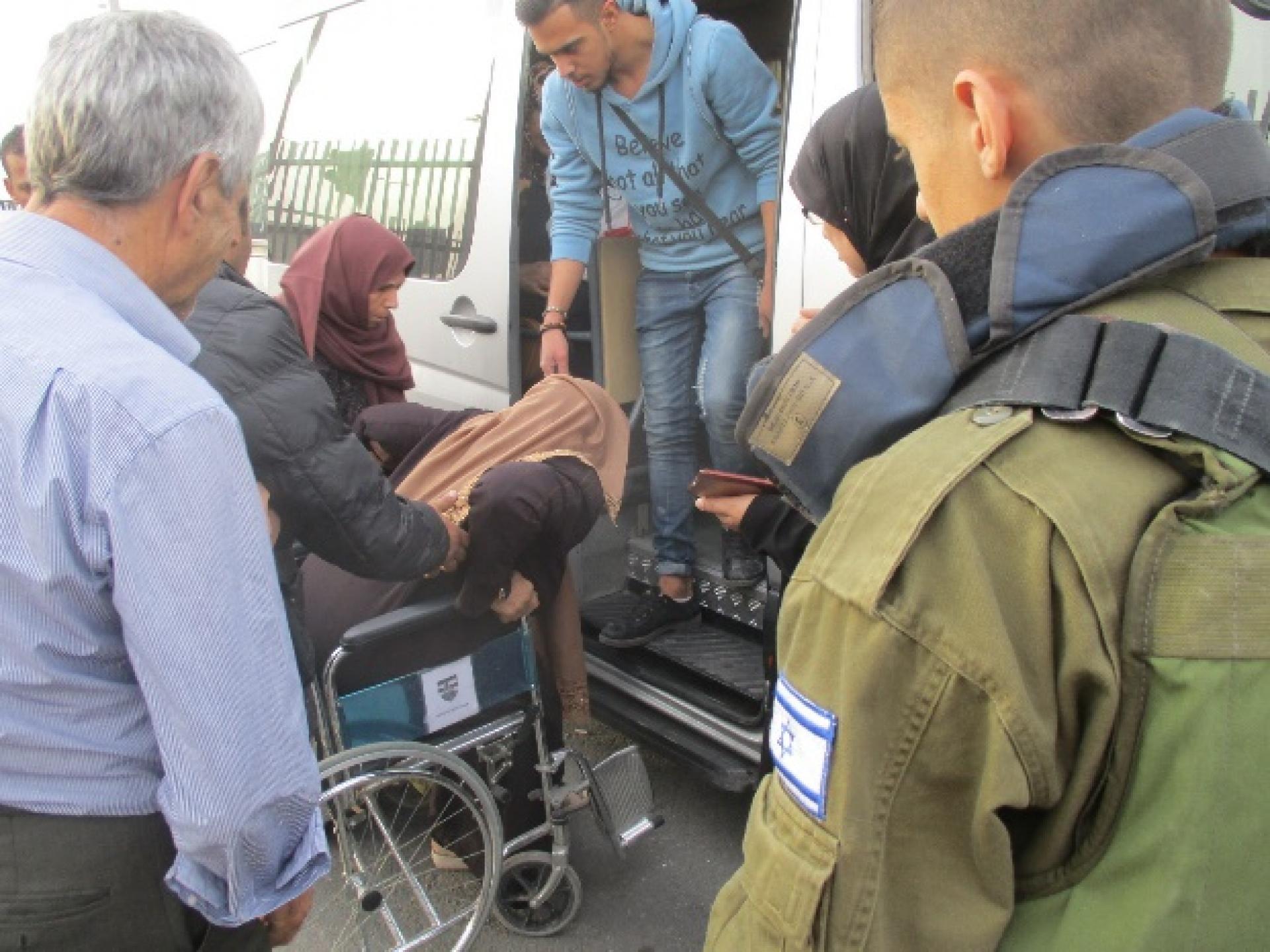 Returning to Gaza