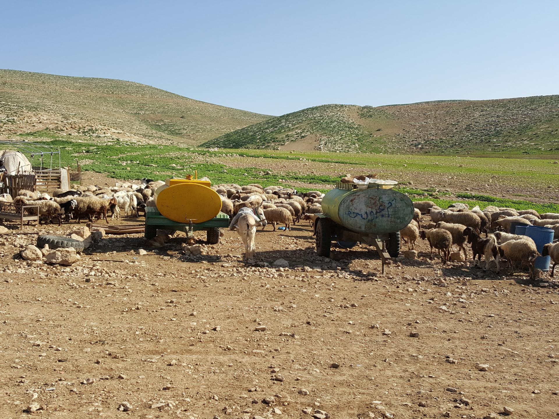 Jordan Valley: Halt Machul