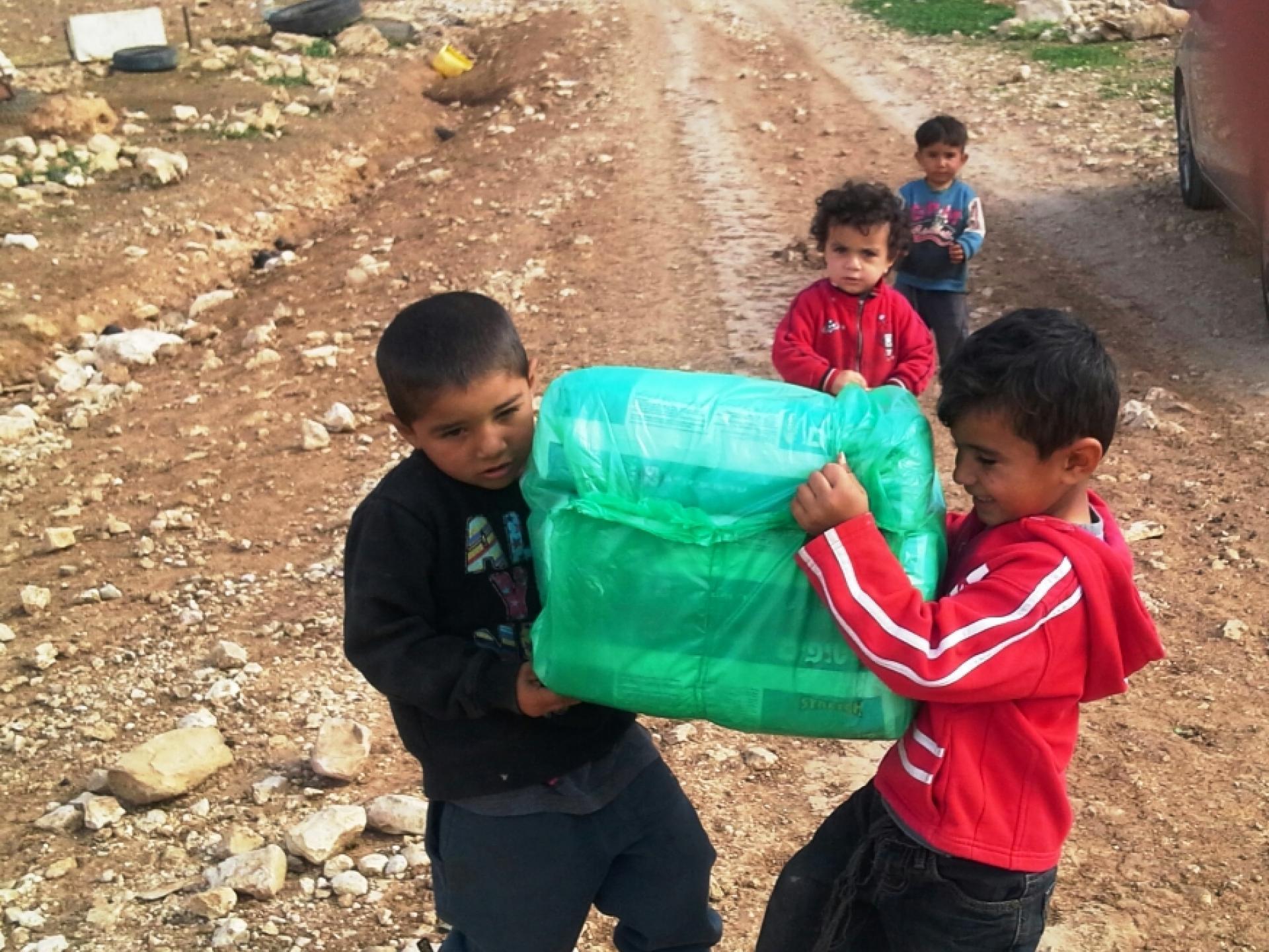 בקעת הירדן: מאמץ של שני אחים