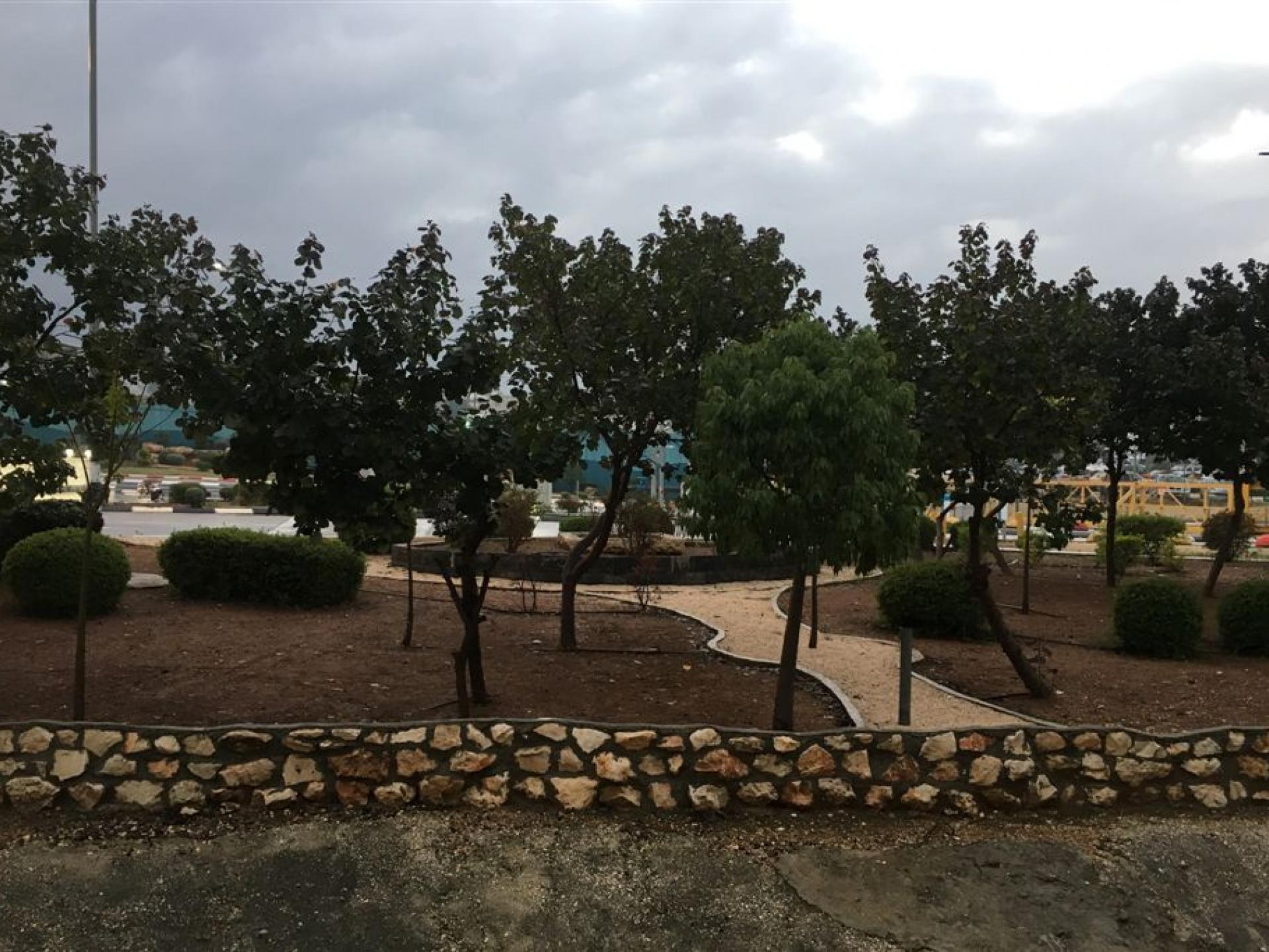 פארק מחסום ג'למה, מושקע ומטופח