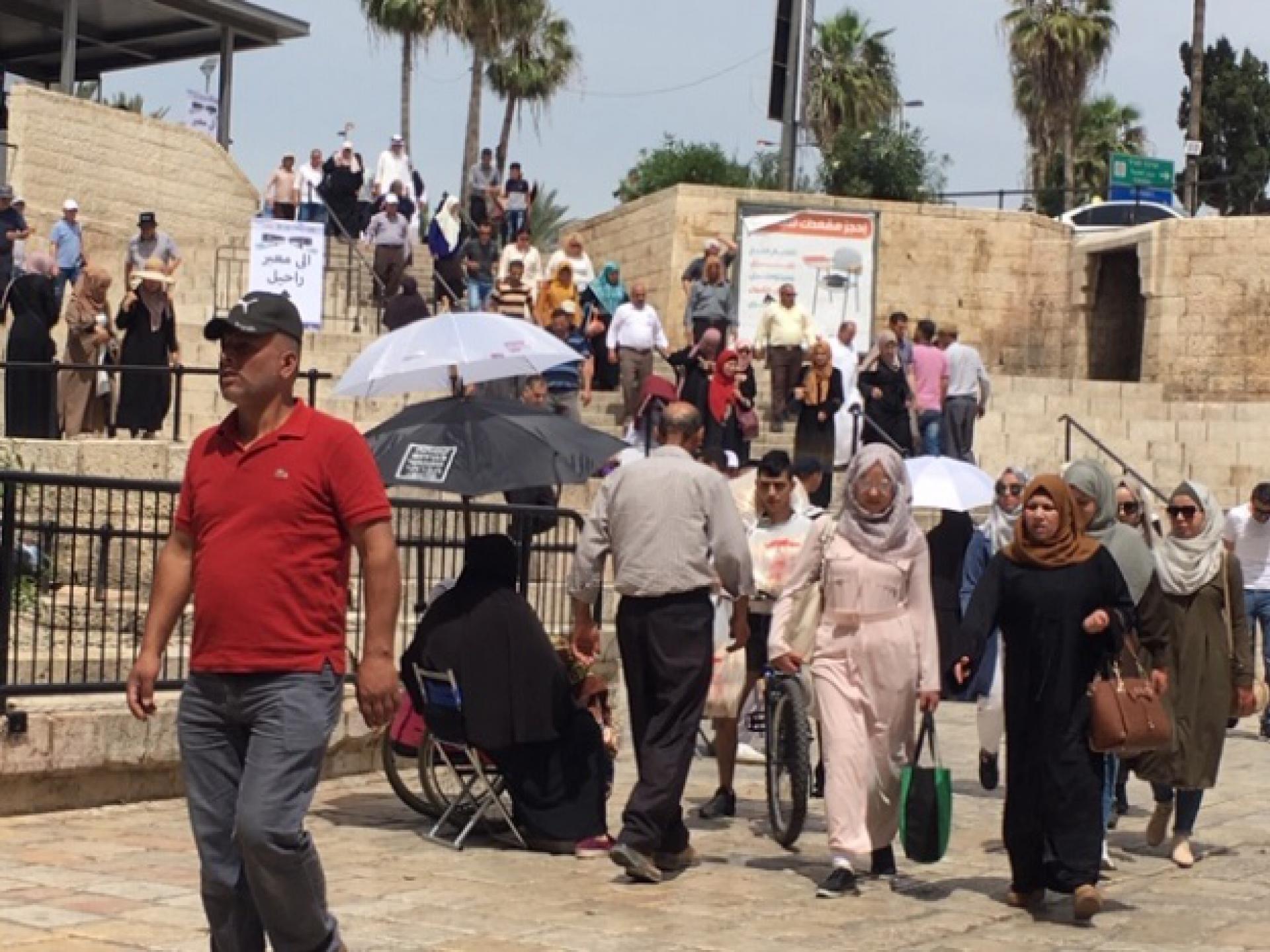 העיר העתיקה - רמדאן 2019