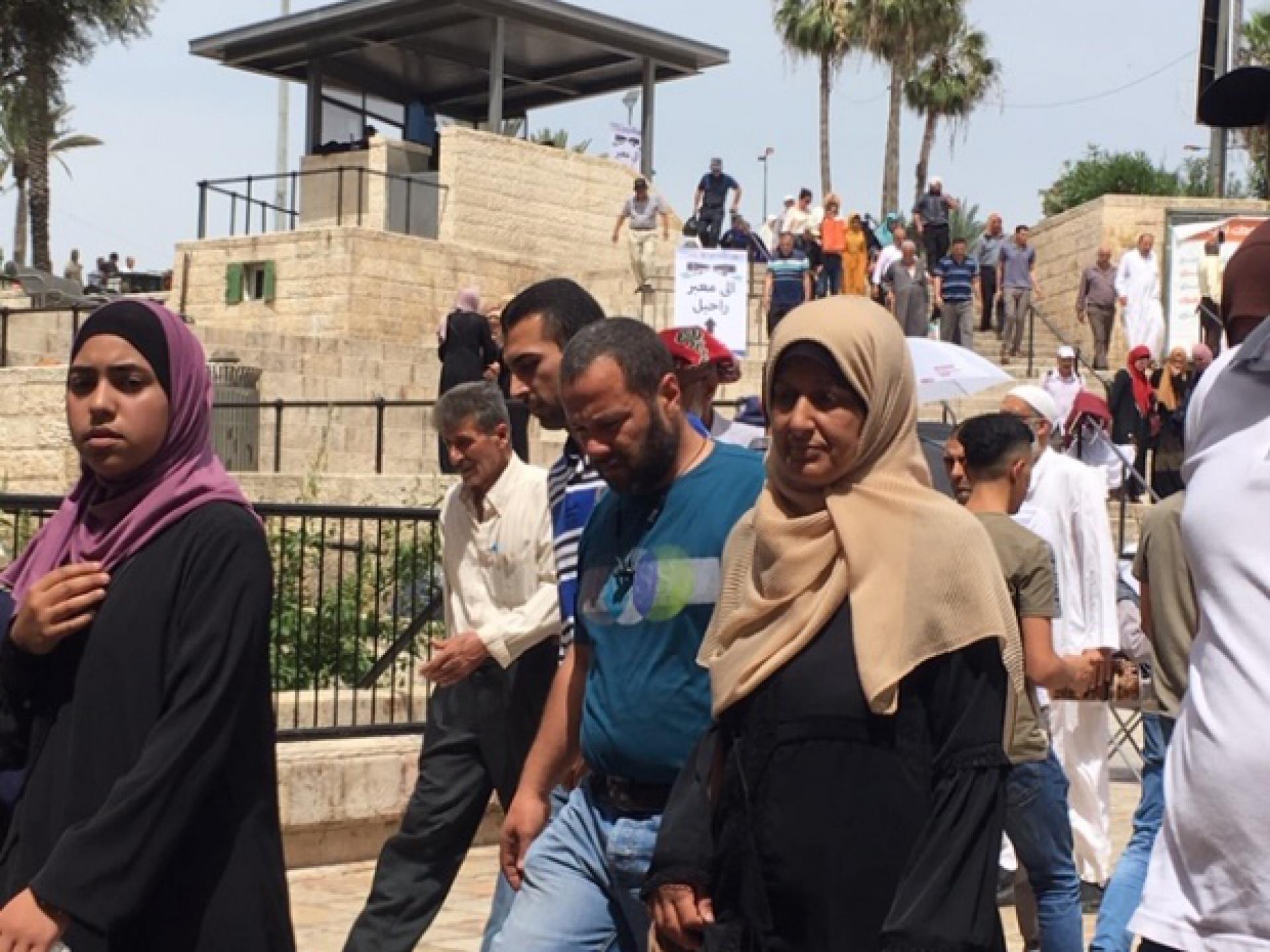העיר העתיקה רמדאן 2019
