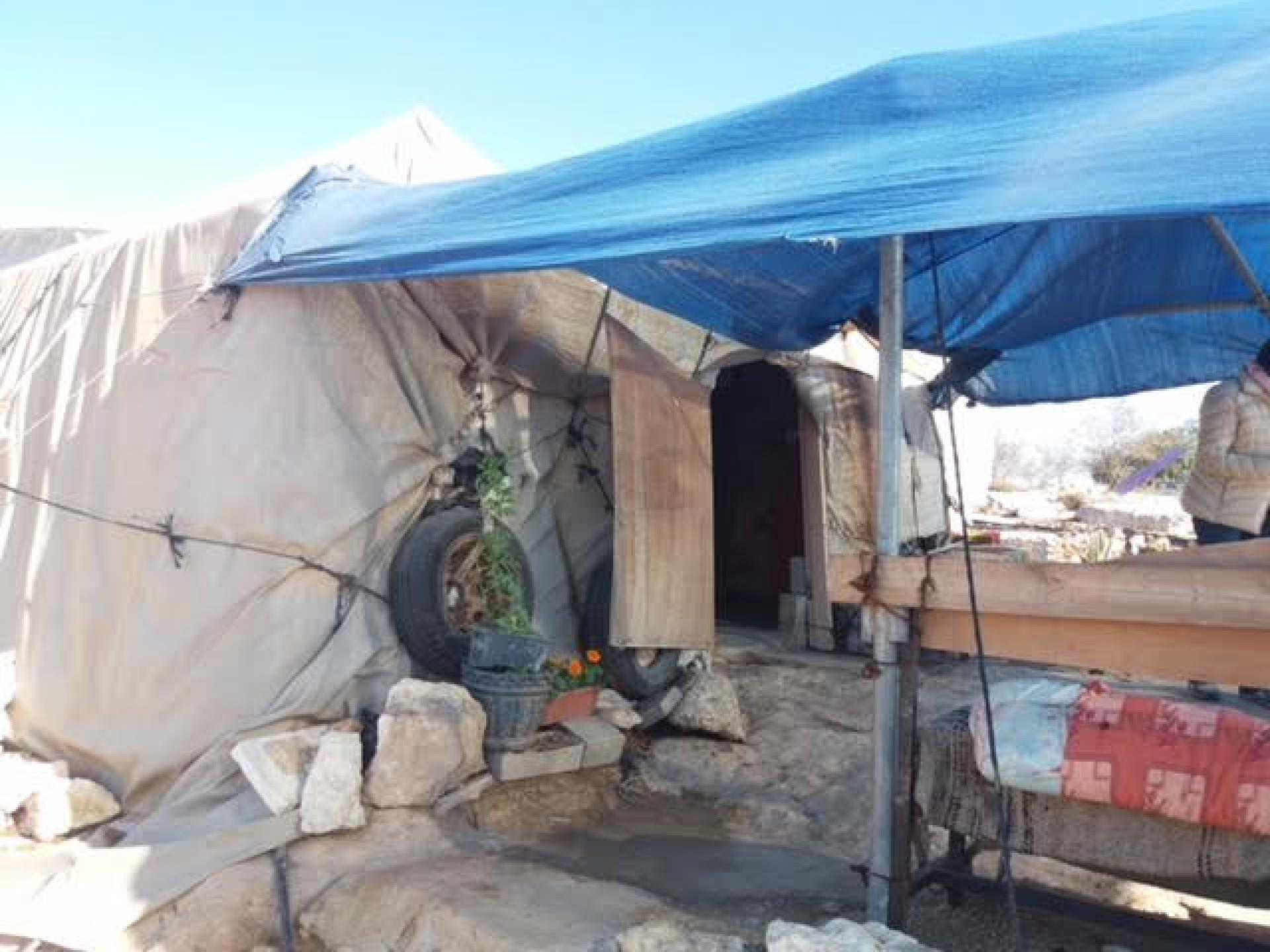 ביתם של עזאם וודחה