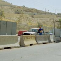 On the road to Abu Dis 2002