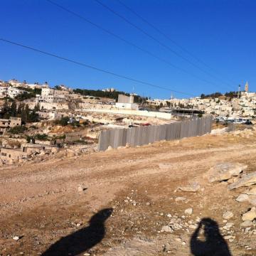 Ras abu Sebeitan/Zeitim checkpoint 22.05.13