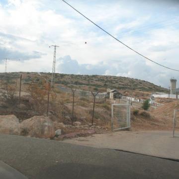 27.10.15 Tayasir checkpoint מחסום תיאסיר
