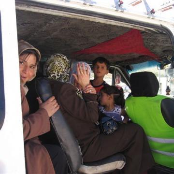 Beit Furik checkpoint 01.05.08