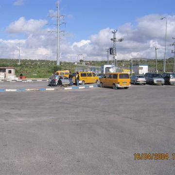 Za'tara/Tapuach checkpoint 16.04.09