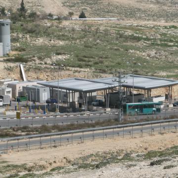 Az-Zayem checkpoint 12.02.10