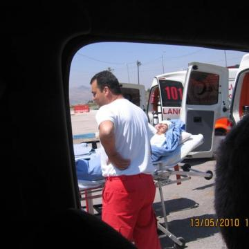 Za'tara/Tapuach checkpoint 13.05.10