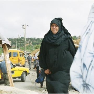 Al Khadr checkpoint 24.10.05