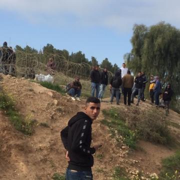 ניסיונות שנכשלו להגיע לישראל. כי הצבא עמד שם