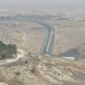 כביש אפרטהייד 4370 מצומת ענתות לא-זעיים