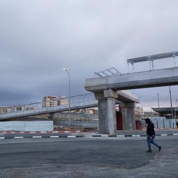 גשר הולכי הרגל 3